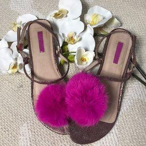 Lollipop sandals